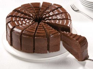 Chocolate Fudge Alabama Cake