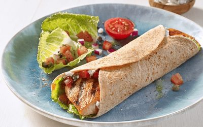 3 Tasty Wraps Recipes